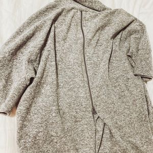 Pullover oversized sweater